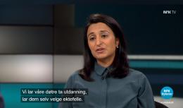 Gratis nødhjelp: NRKs Ole Torp lider av angst for islam
