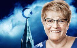 Skal islam kunne ta over norske kirker, Trine Skei Grande?