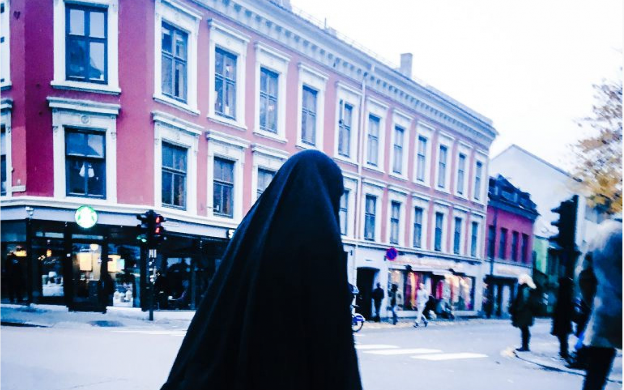 De kristne kan ikke få nok islam og hijab