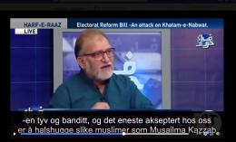 Ekstremist invitert til Norge. Varaordfører fra Venstre trekker seg som æresgjest