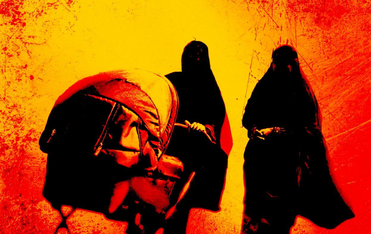 Gavepakken til KrFs landsmøte: barna til IS-krigerne