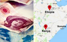 Pengeskandalen: Sender somaliere penger også til Kenya og Etiopia?