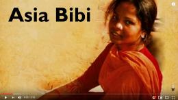Asia Bibi kan ikke komme til Vest-Europa. For høyt trusselnivå