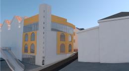 Stavanger får ny moské med minaret. Tyrkia står bak?