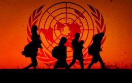 Demonstrasjon mot FNs migrasjonsavtale ble stoppet