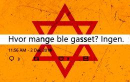 Grotesk jødehat i Resetts kommentarfelt