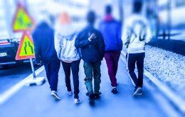 2. generasjon somaliere på toppen i voldskriminalitet