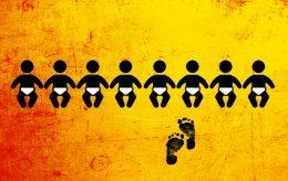 900 kongolesere fødes på 2 t og 45 min. Har Regjeringen noen tanker om dette?