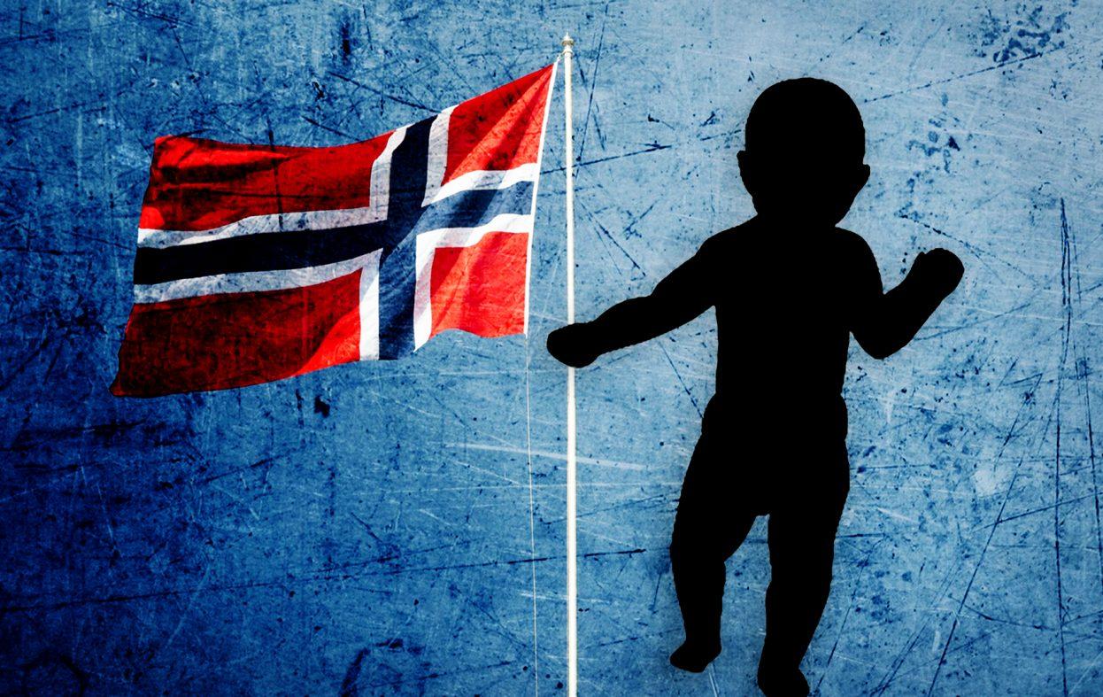 Hver 3. nyfødte i Norge har mor som er innvandrer