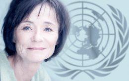 Hva gjør Hege Storhaugs navn i det hele tatt i en rapport til FN?
