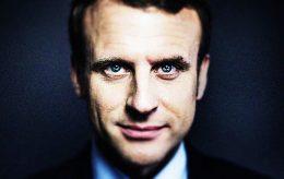 Macron med rå maktutøvelse