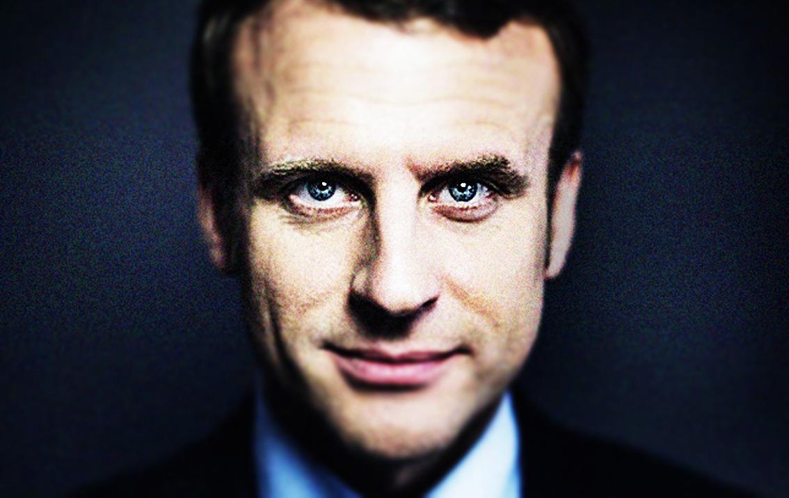 Macron bidrar til kaos