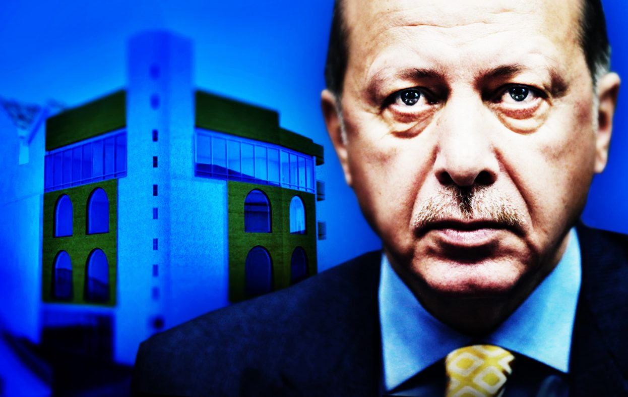 Stavanger får stormoské av despoten Erdogan? Med politikernes velsignelse