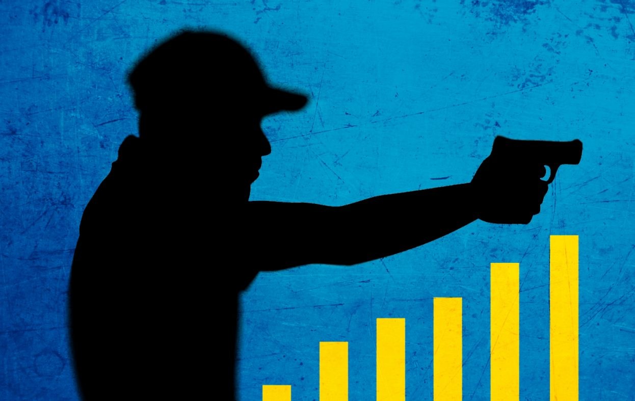 Sverige topper kriminalitetsindeks