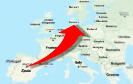 Die Welt avslører: Spania frakter asylsøkere videre oppover i Europa