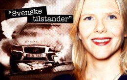 Svenske tilstander: Full oppreisning til Listhaug fra toppekspert