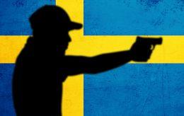 Andre gang på to dager: Kvinne skutt og drept i Sverige