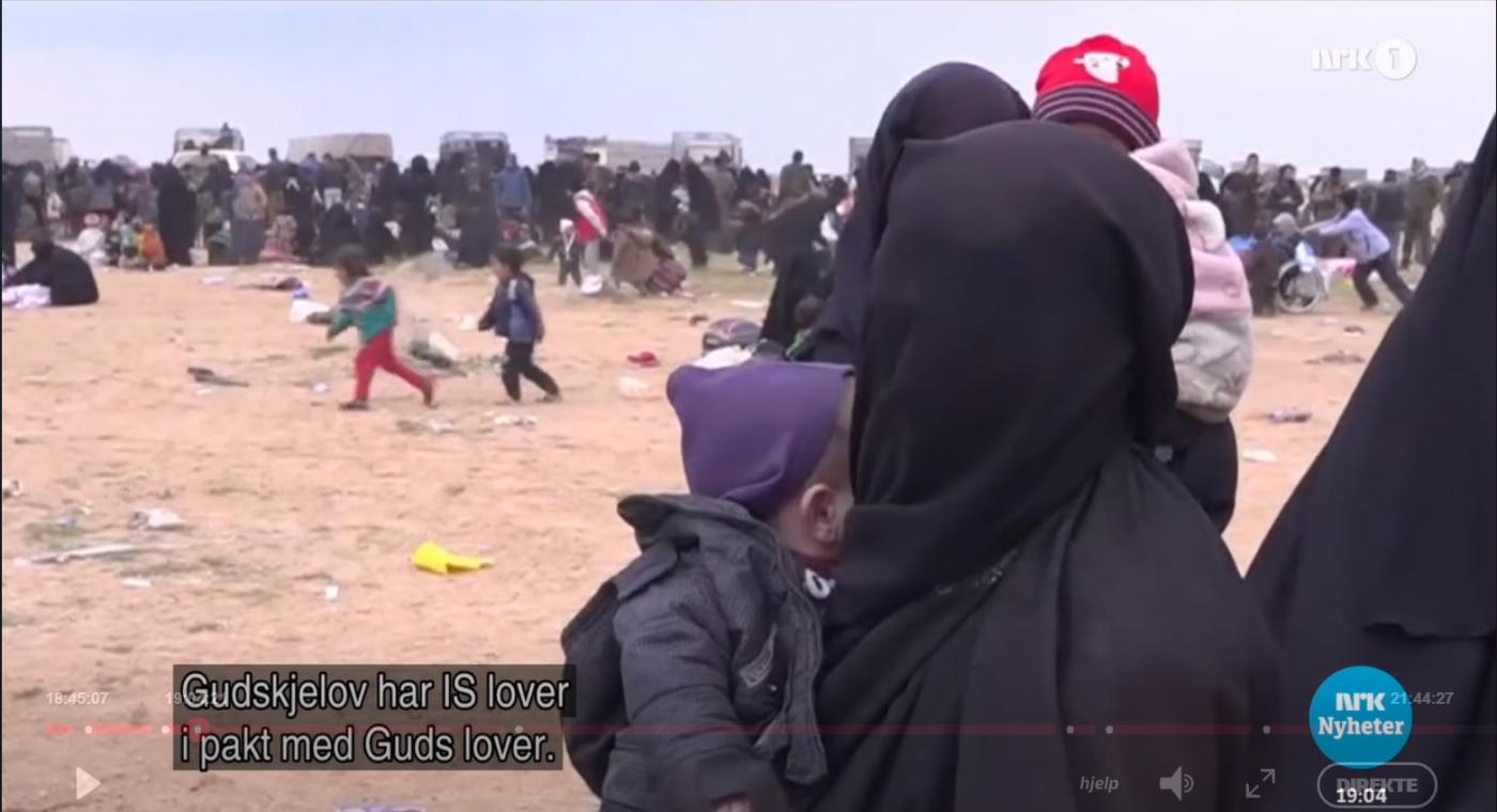Sjokkerende om IS-hustruenes behandling av slaver. Skal de virkelig «hjem» til oss?