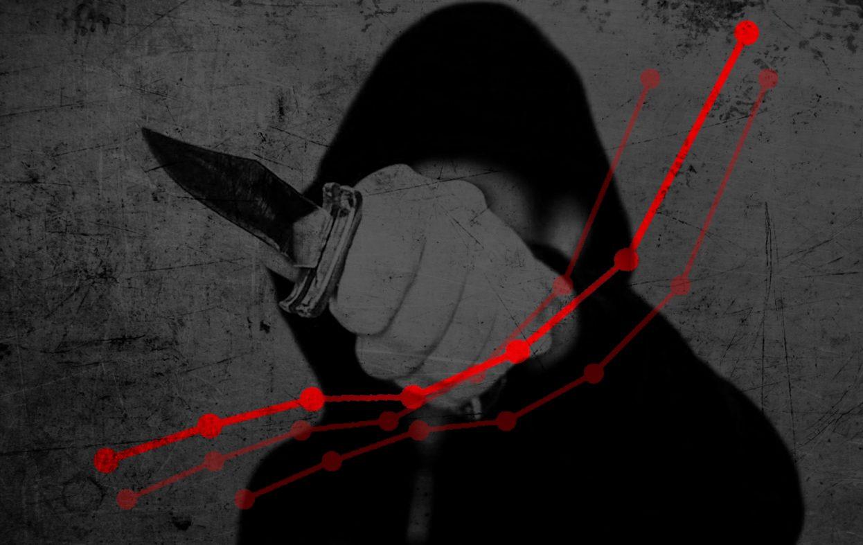 Knivdrepte 19-åring, skadet flere andre, men han var jo paranoid