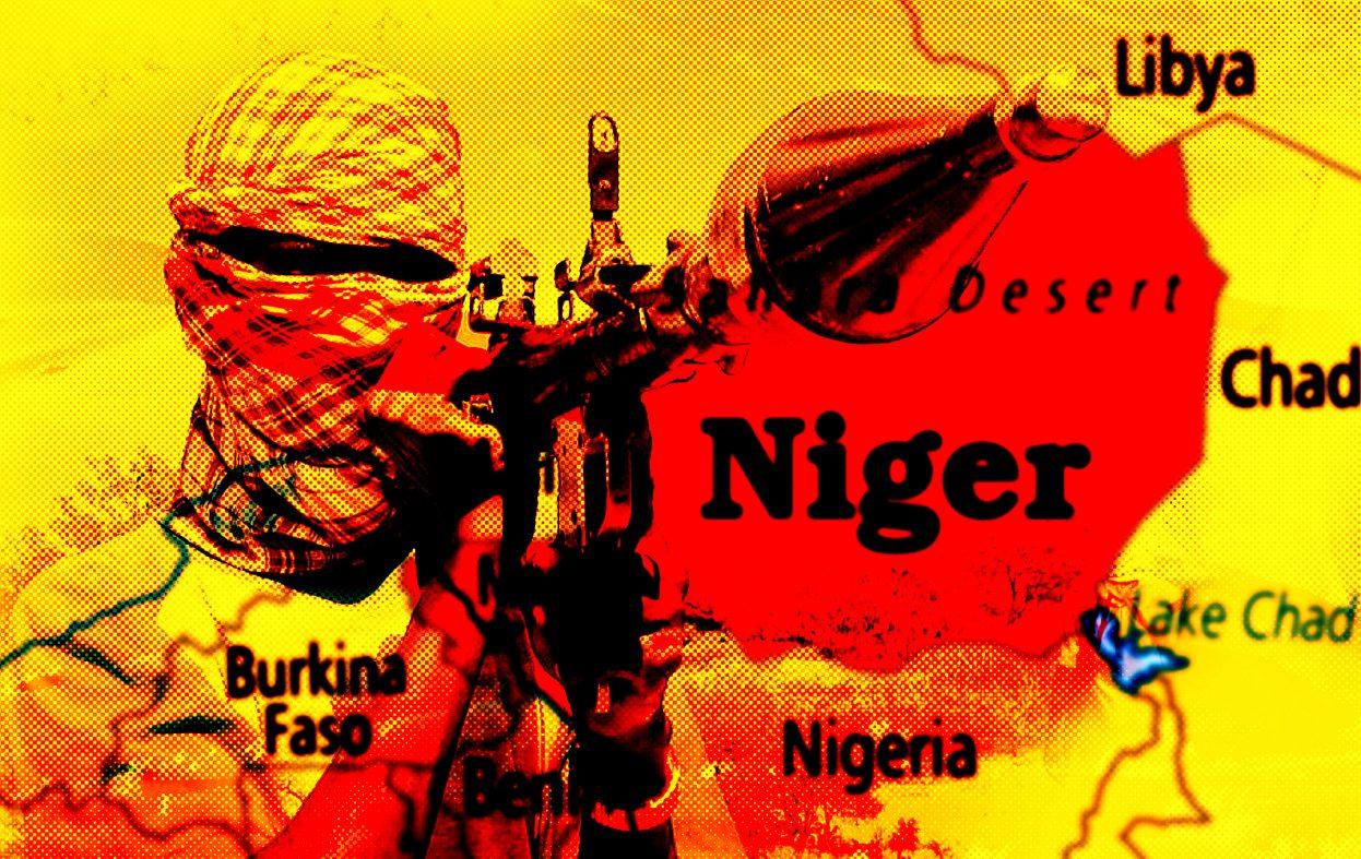 IS bygger seg opp i Afrika: Koker det under overflaten?