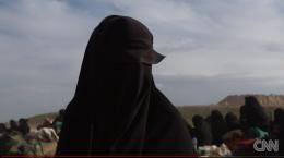 IS-kvinne: – Vi vil søke hevn. Dere vil stå til knærne i blod