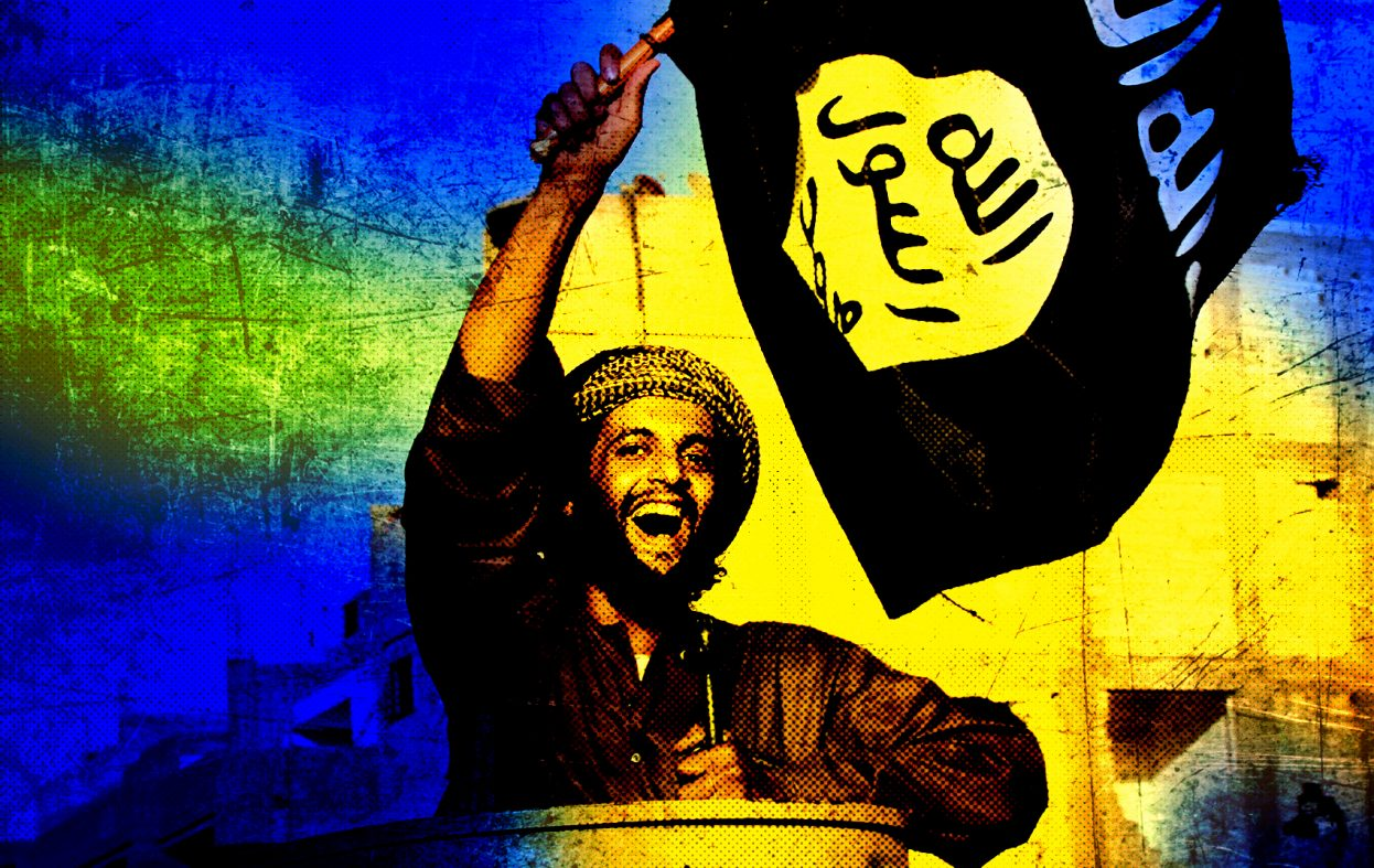 IS er i gang med terror i Sverige. Hva nå Norge?
