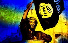 IS-krigere fortsatt lærere på svensk barneskole
