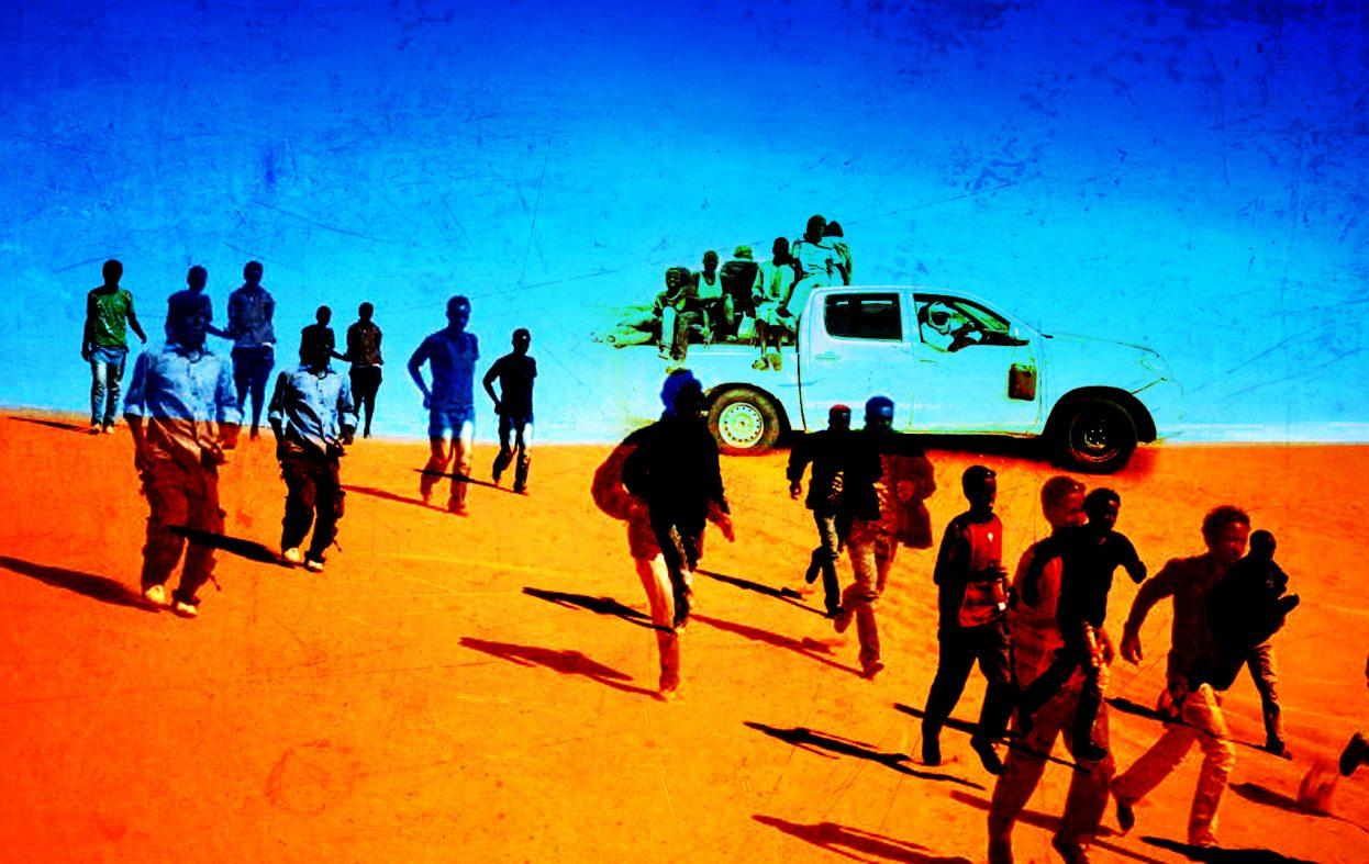 En kvart million illegale innvandrere får opphold