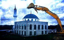 Vil at over 30 moskeer skal jevnes med jorden