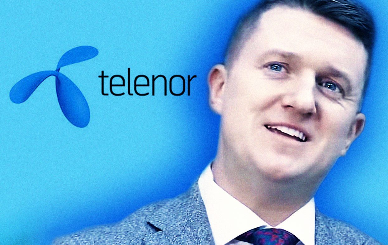 Telenor opphevet blokkering av Tommy Robinsons innsamlingsaksjon: Gratulerer rights-lesere!