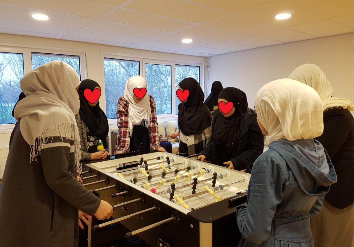 Islamsk skole med terrorbånd. Sikkerhetstjenesten slår alarm