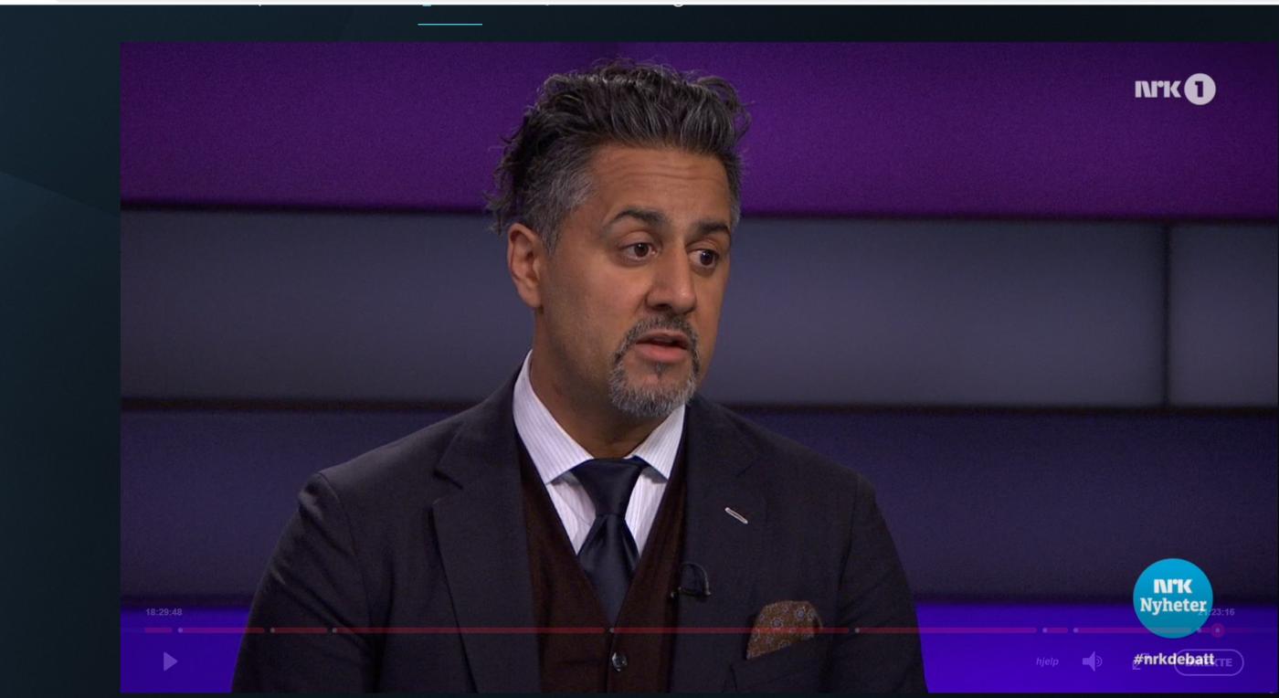 Raja: «IS-barna er uskyldige.» Hvordan vet han det? Og hvorfor lar NRK dette passere?