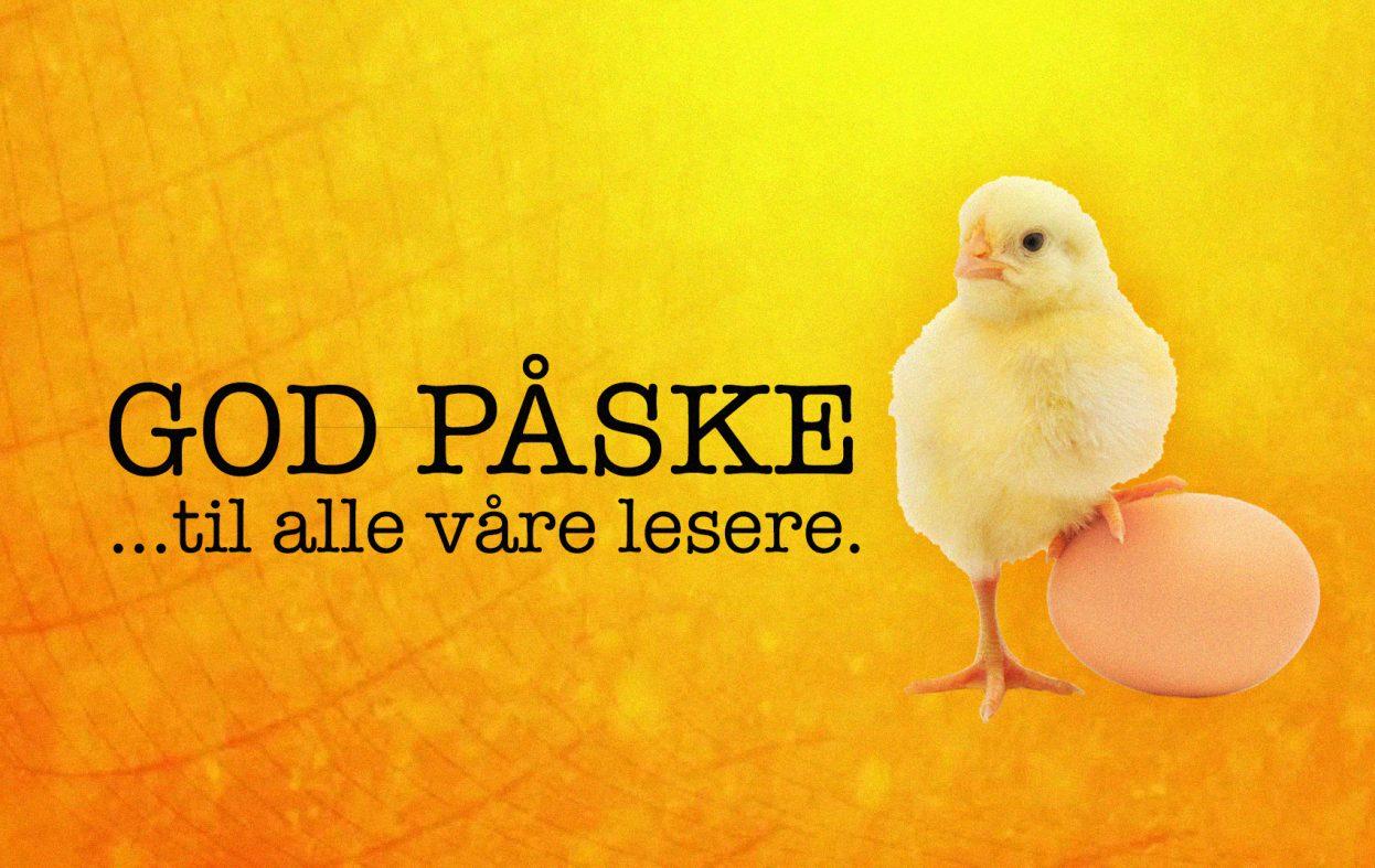 God påske! Og litt mer