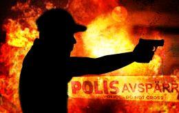 Kvinne skutt og drept i formiddag på gaten i Malmø