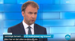 Mer hijabpropaganda fra NRK som mørkelegger hat fra muslimsk hold mot Telia