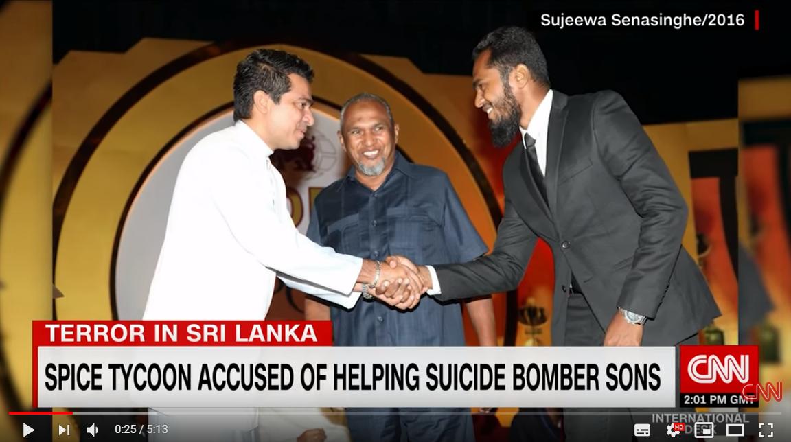 Et slag i ansiktet på islam og apologetene: terrrorister på Sri Lanka er styrtrike