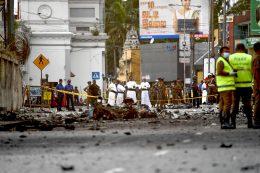Sri Lanka-massakrene på kristne: Hvor ble det av fordømmelsene?