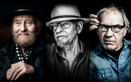 Tre menn med felles skjebne: Forsøkt drept for sine meninger