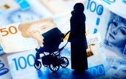 Barn av IS-krigere: Sverige betaler