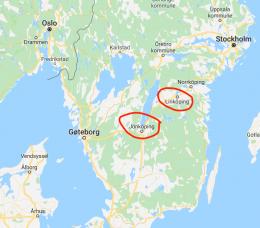 Enorm eksplosjon i Linköping og gassalarm i Jönköping