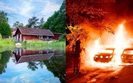 – Det gamle Sverige eksisterer ikke lenger, og jeg kan ikke leve i det nye