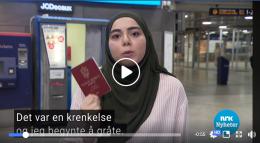 Muslimer i Norge har oppført seg uklokt