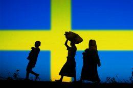 Mens Sverige blør: Tjenestereise mandag og tirsdag