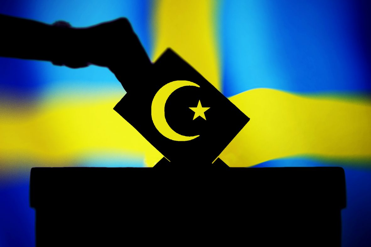 Nytt islamparti i Sverige. Spørsmålet er: når blir sharia valgkamptema?
