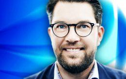 Åkesson fosser frem: Nå 27,5 prosent