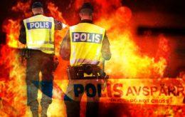 Tre eksplosjoner i natt i Stockholmsområdet