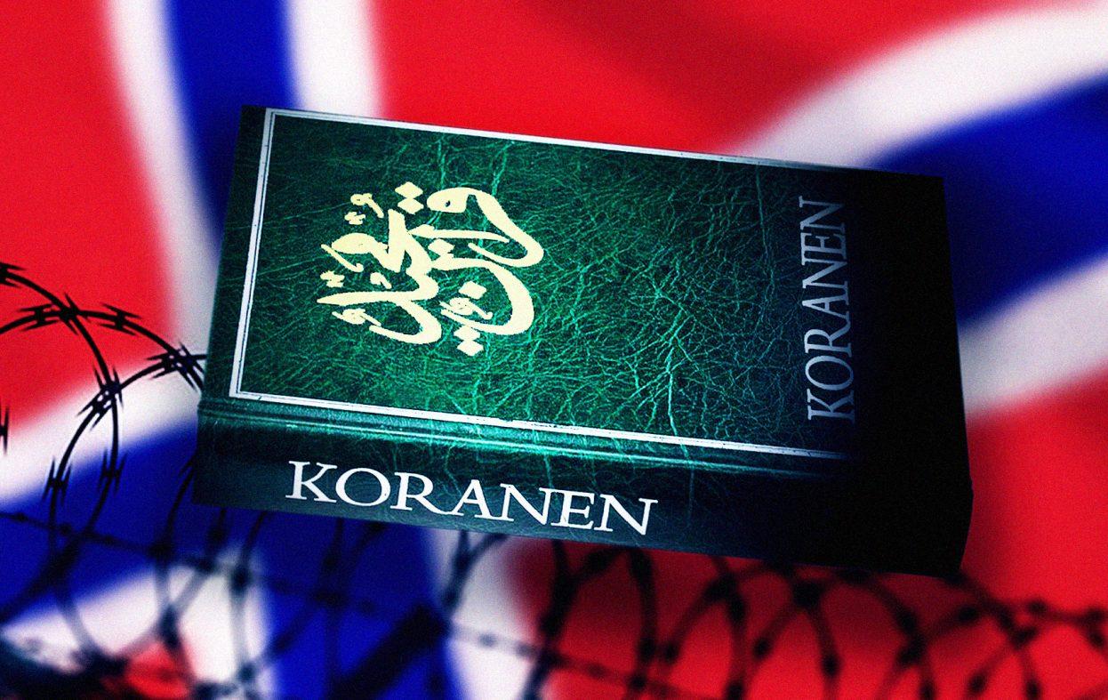 Ekstrem moské skal dele ut 10.000 eksemplarer av koranen
