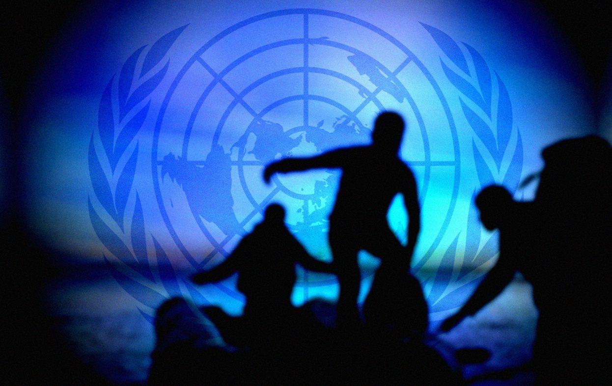 FN bekrefter at Europa skal være Afrikas sosialkontor