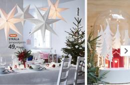 IKEA omdøper julefeiring til vinterfest