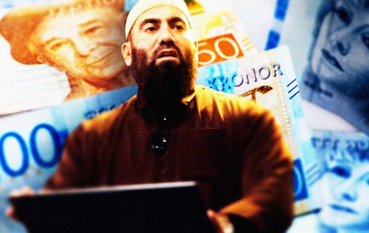 Islamist har tatt millioner av skolepenger ut av landet